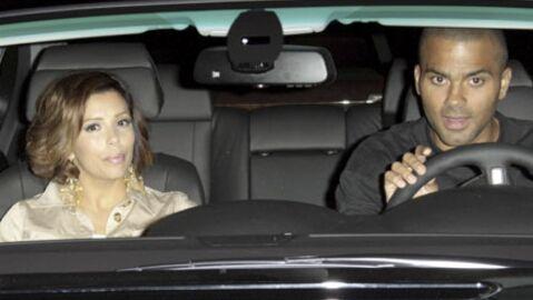 Eva Longoria  et Tony Parker ont dîné ensemble