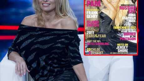 Pamela Anderson: une 13e couverture de Playboy en 20 ans