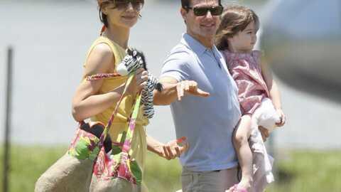 Tom Cruise et Katie Holmes: Saint-Valentin à Disneyland