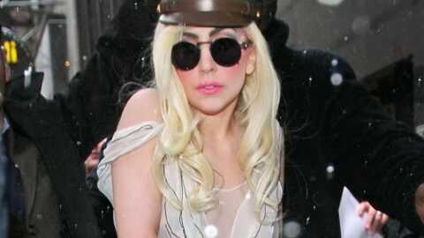 Lady Gaga: son hommage à Alexander McQueen aux Brit Awards