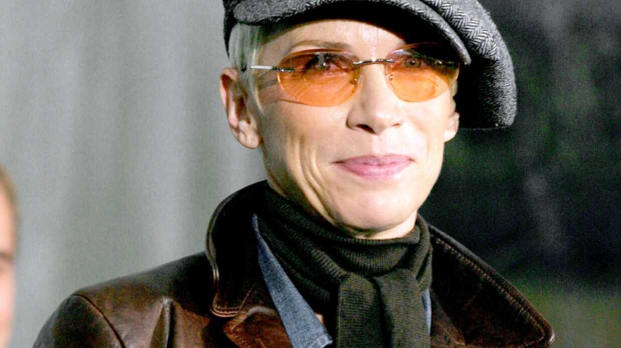 Annie Lennox Abandonnée sans ménagement!