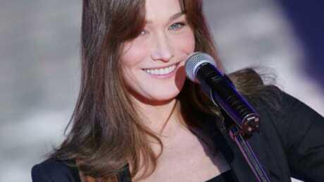 Carla Bruni-Sarkozy chantera pour Nelson Mandela à New York