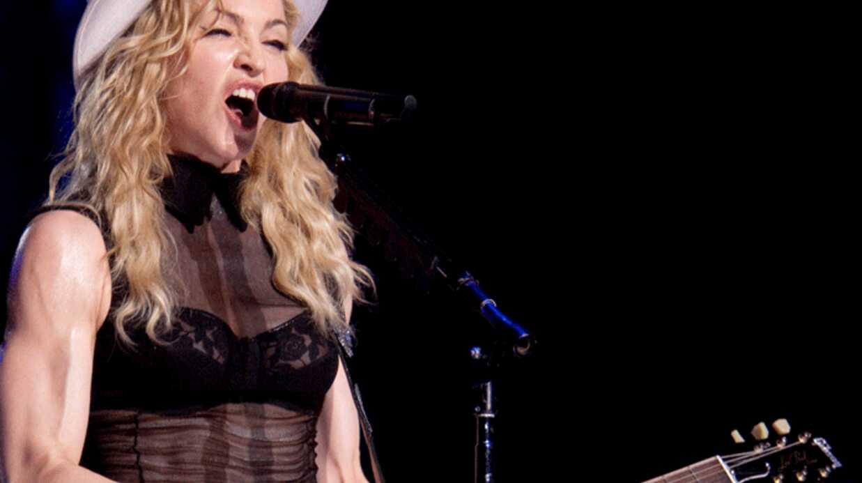 Madonna: sa scène s'effondre à Marseille, 1 mort, 6 blessés