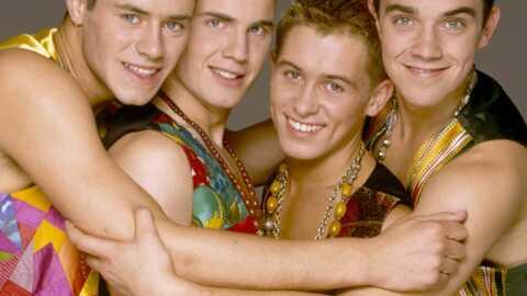 Robbie Williams accepte de redevenir un Take That