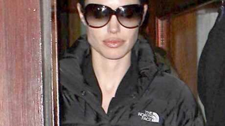 Angelina Jolie se bat pour les réfugiés politiques