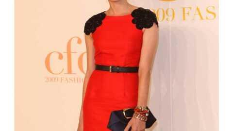 LOOK Diane Kruger, élégante et sexy en rouge