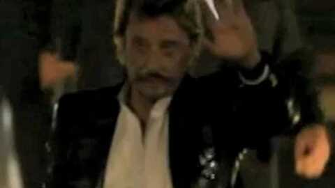 VIDEO Les people à l'anniversaire de Johnny Hallyday