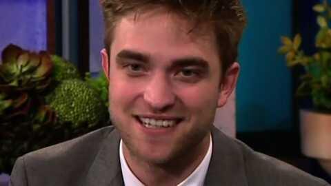 Robert Pattinson: les conseils de drague de son père