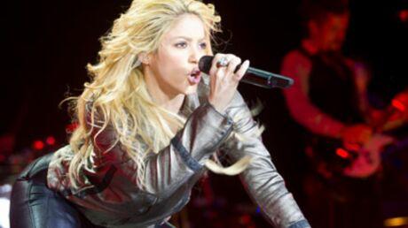 VIDEO Shakira reprend Francis Cabrel