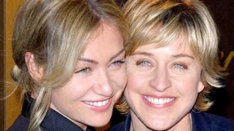 Portia de Rossi & Ellen DeGeneres Bientôt mariées!