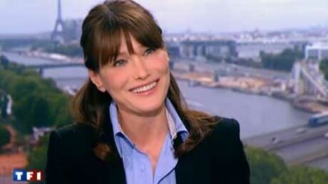 VIDEO Grossesse : Jean-Pierre Penaut félicite Carla Bruni