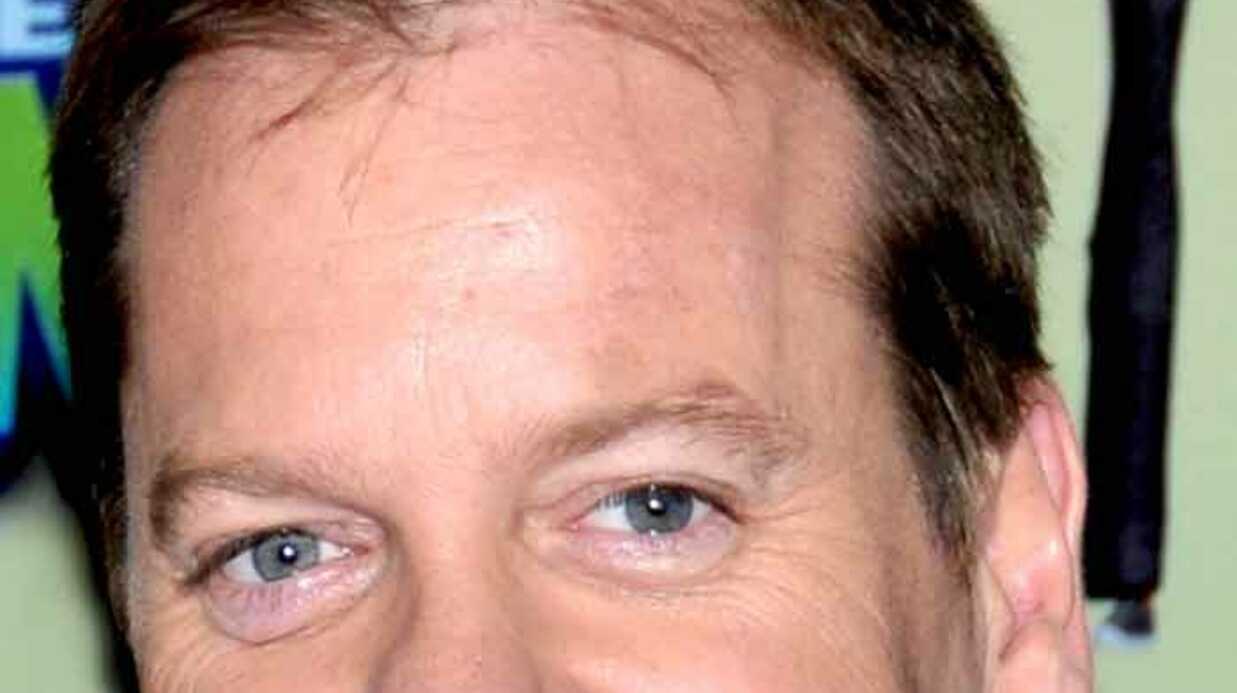 Kiefer Sutherland est l'invité du Grand journal demain