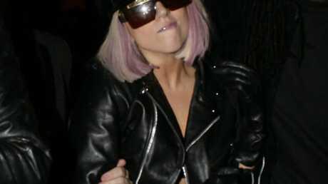 Lady Gaga: arrêtée par la police pour indécence
