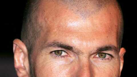 Zinedine Zidane parrain de la Star Ac' du foot
