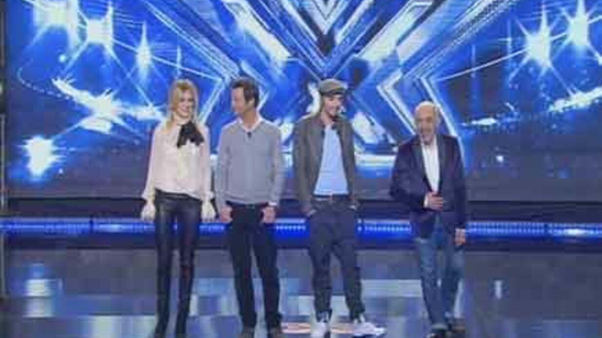 X Factor moins fort que Louis la Brocante