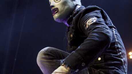Slipknot: le chanteur Corey Taylor s'est marié