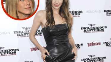 Sa cible? Jennifer Aniston