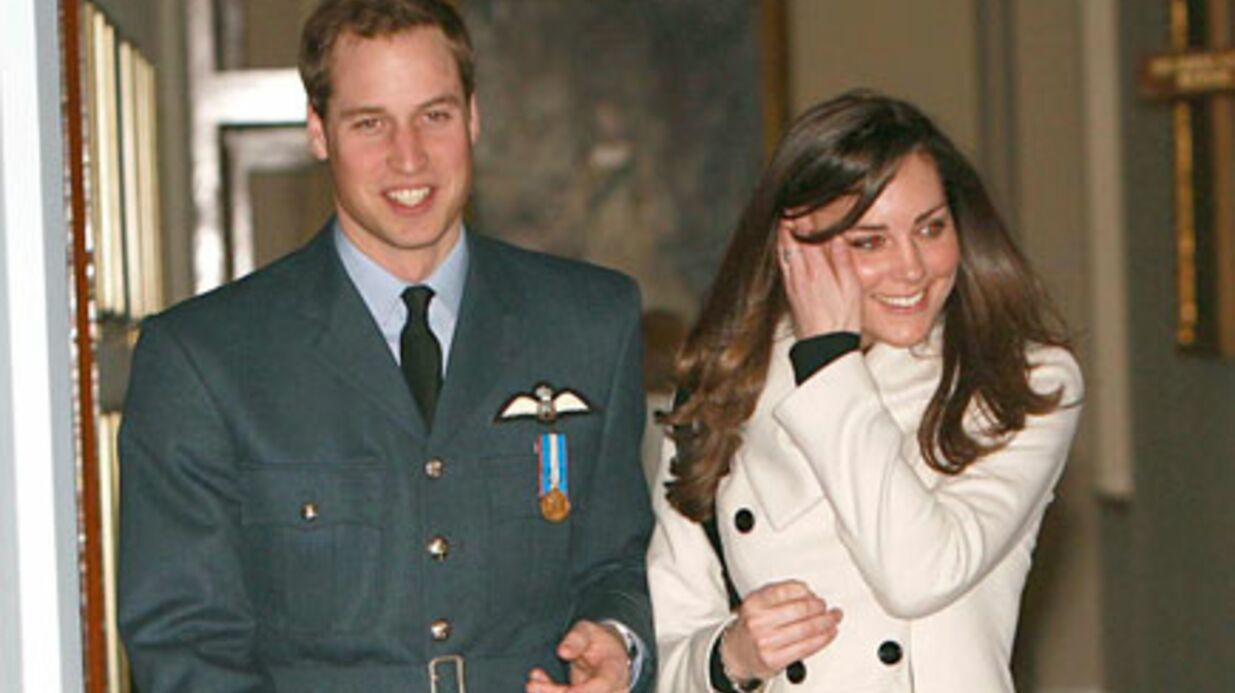 Prince William va épou­ser Kate Midd­le­ton
