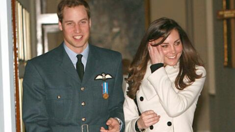 Prince William va épouser Kate Middleton