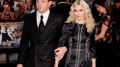 Divorce de Madonna: Guy Ritchie balance