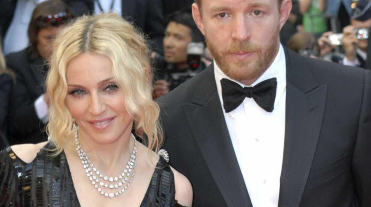 Madonna juge Guy Ritchie responsable de leur divorce