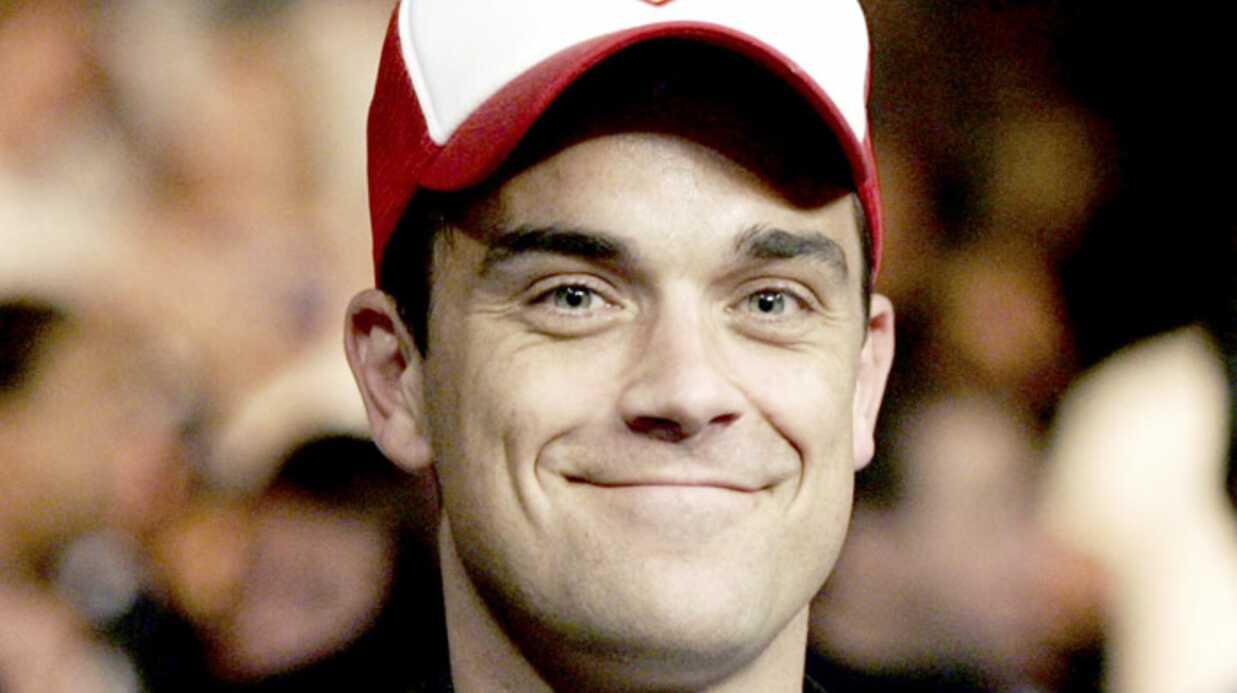 Robbie Williams veut avoir un enfant