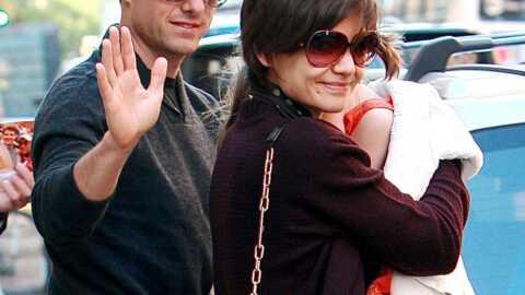 Tom Cruise & Katie Holmes: nouvel an à Dubaï