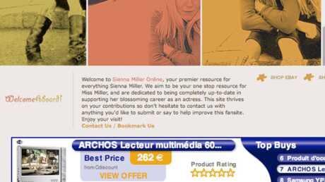 Sienna Miller: déçus par sa relation avec un homme marié, ses fans ferment leur site internet