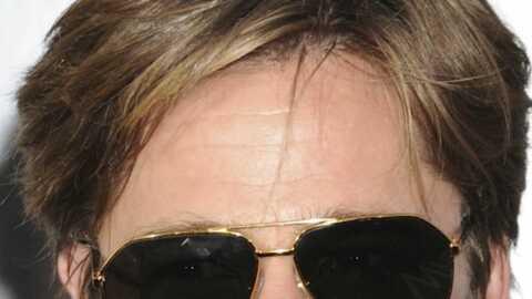 Brad Pitt: le petit personnel, c'est pratique