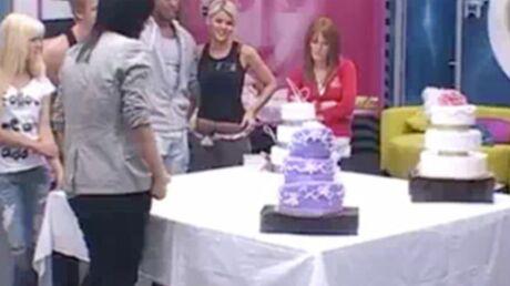 Secret Story 4: ce mariage, c'est pas du gâteau!