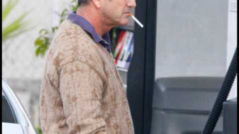 Mel Gibson Le gros coup de pompe