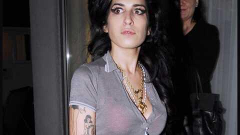 Amy Winehouse Arrêtée!
