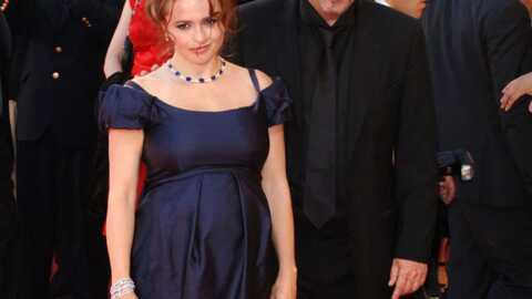 Helena Bonham-Carter Elle vient d'accoucher!