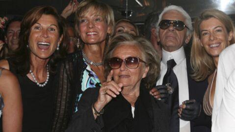 Bernadette Chirac aux 20 ans du VIP Room