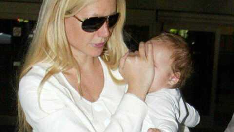 Gwyneth Paltrow Son fils, sa déprime