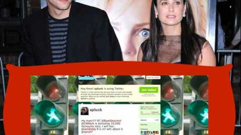 Ashton Kutcher plus fort que CNN sur Twitter