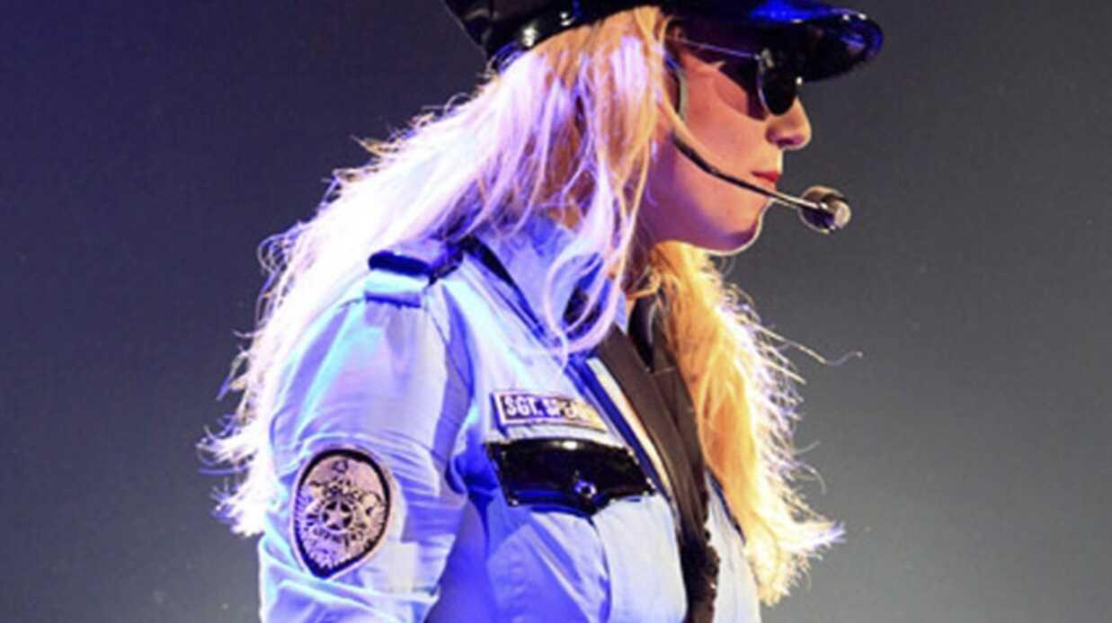 Britney Spears: une intruse dans sa maison