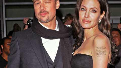 Brad Pitt et Angelina Jolie n'achètent pas de cadeaux pour Noël