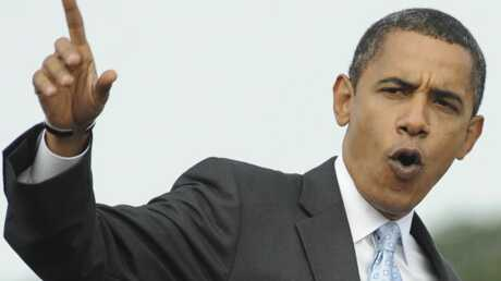 Barack Obama élu personne de l'année 2008 par le Time