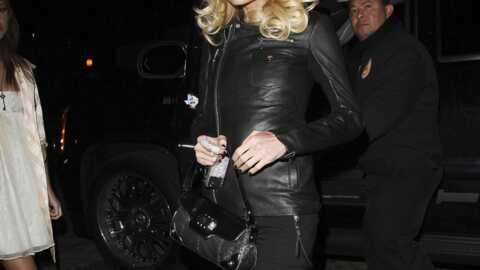 LOOK Paris Hilton sobre, on n'a pas l'habitude