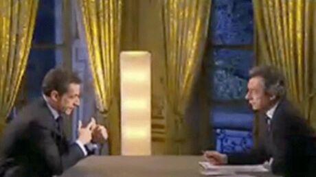 Nicolas Sarkozy: bonnes audiences pour l'interview sur Canal+