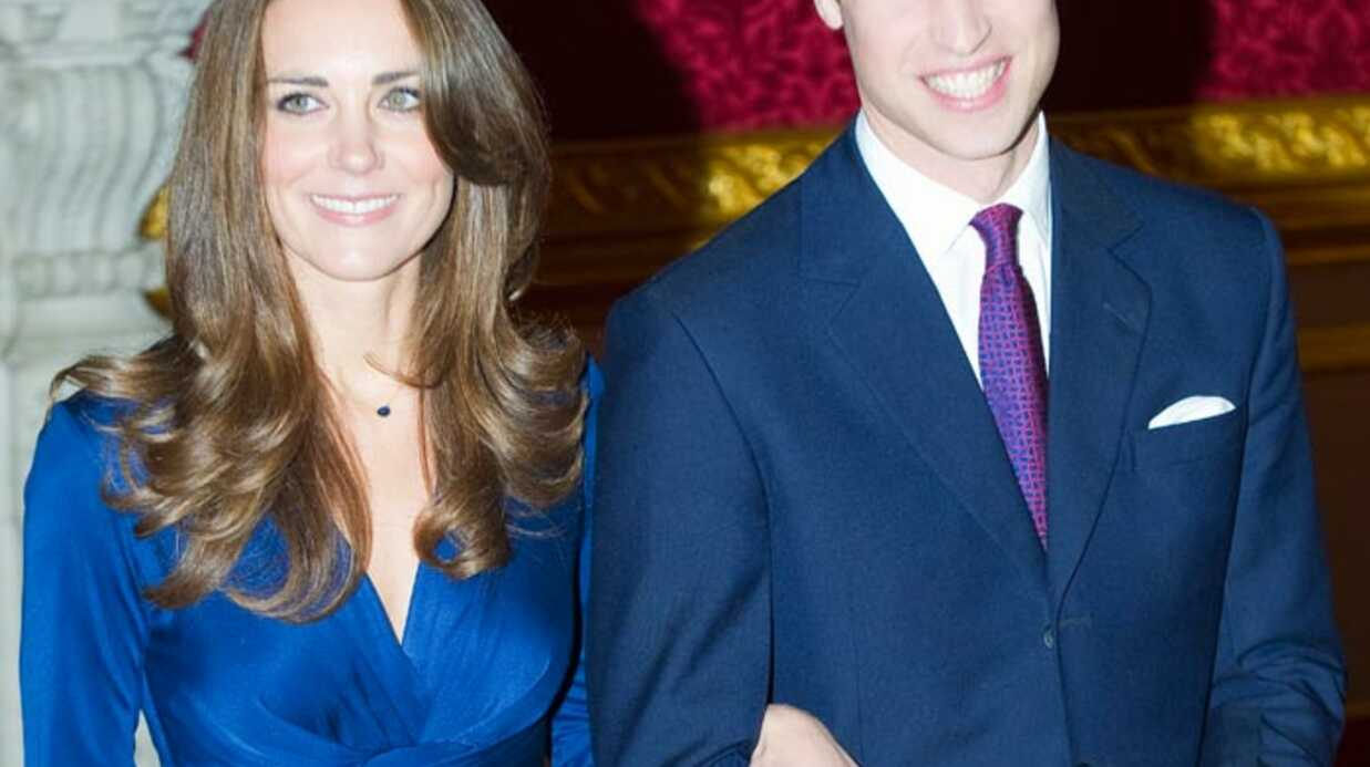 Prince William et Kate Middleton : premier repas avec la Reine