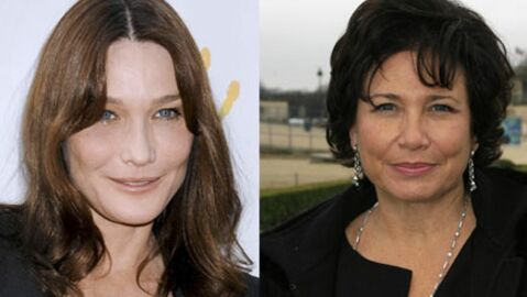 Première dame: les Français préfèrent Anne Sinclair à Carla Bruni