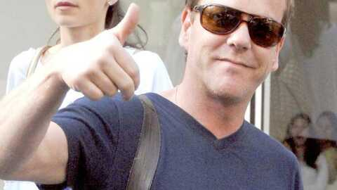Kiefer Sutherland Par ici la sortie!