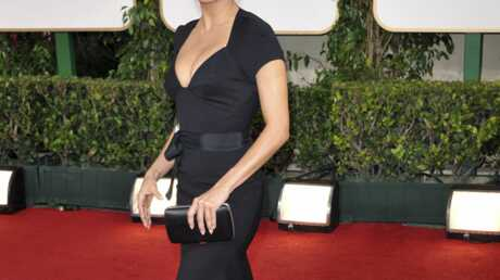 Look Eva Longoria se montre aux Golden Globe Awards