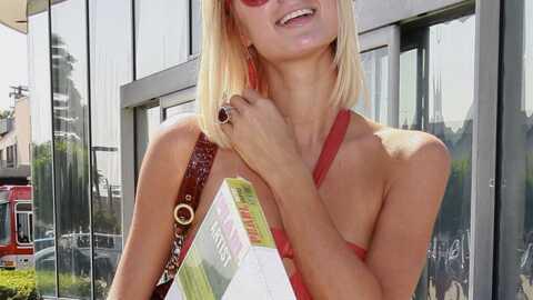 Paris Hilton Traitée comme un chien