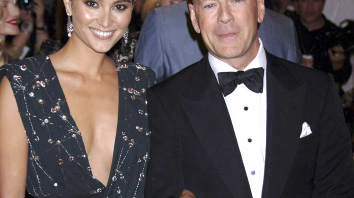 Bruce Willis et Emma Heming: photos hot et sexy pour W