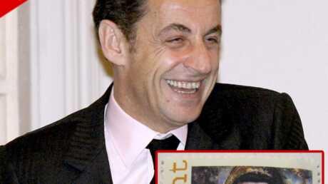 EXCLU Le visage de Nicolas Sarkozy sur un timbre aux Pays-Bas