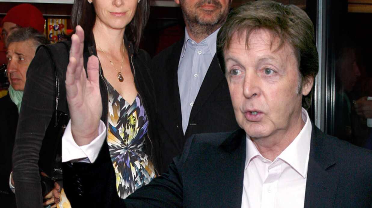 Paul McCartney: sa fille ne l'a pas invité à son mariage