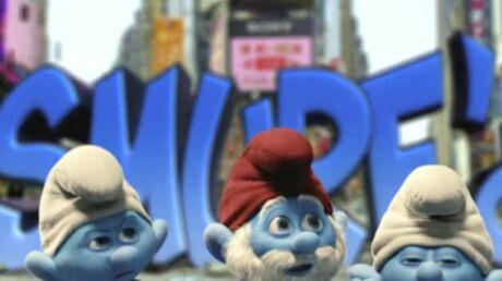 VIDEO Les Schtroumpfs: premier teaser du film